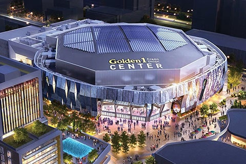 Golden 1 Center (CA, USA)