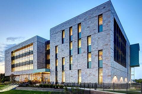 GVSU Library (MI, USA)