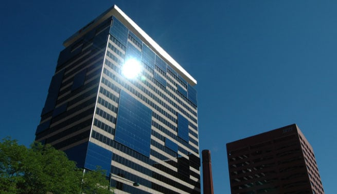 1800 Larimer Street - Xcel Energy Headquarters, Denver, CO