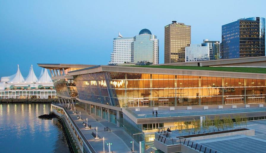 Vancouver Convention Center (VCC) - Vancouver, Canada