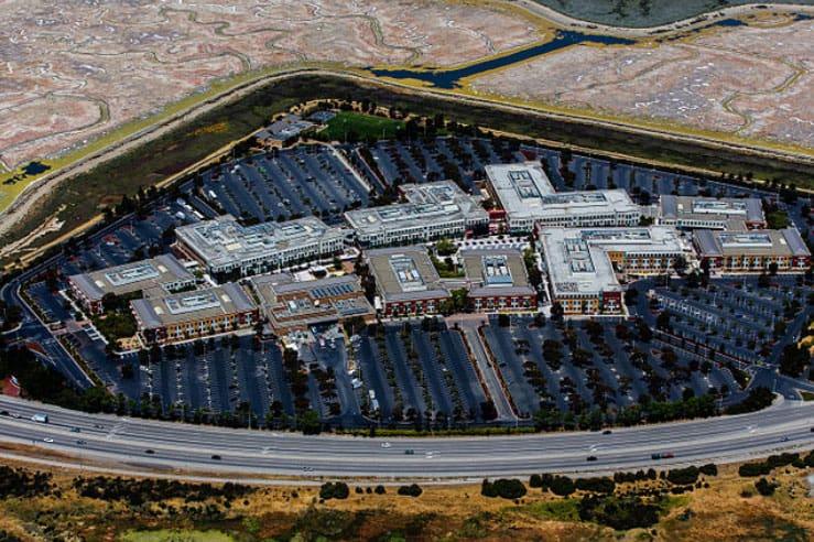Facebook HQ, Menlo Park, CA