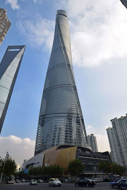 Shanghai Tower, Shanghai, China