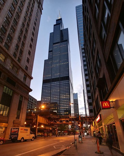 Willis Tower, Chicago, IL