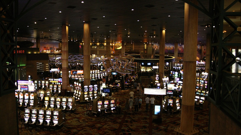 casino design requirements