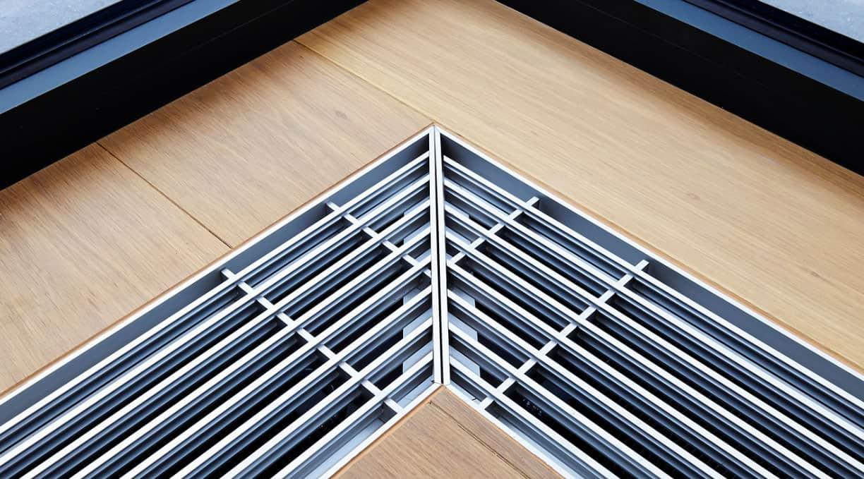 Floor heather