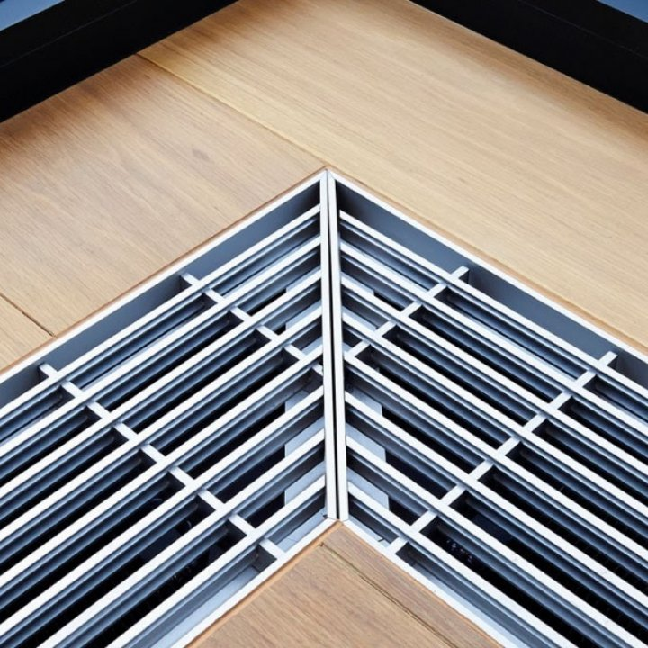 Trench Heating Systems Airfixture